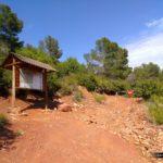 Indicador del inidio del Paraje Municipal Natural La Dehesa