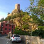 Villel - Punto de inicio y su castillo.