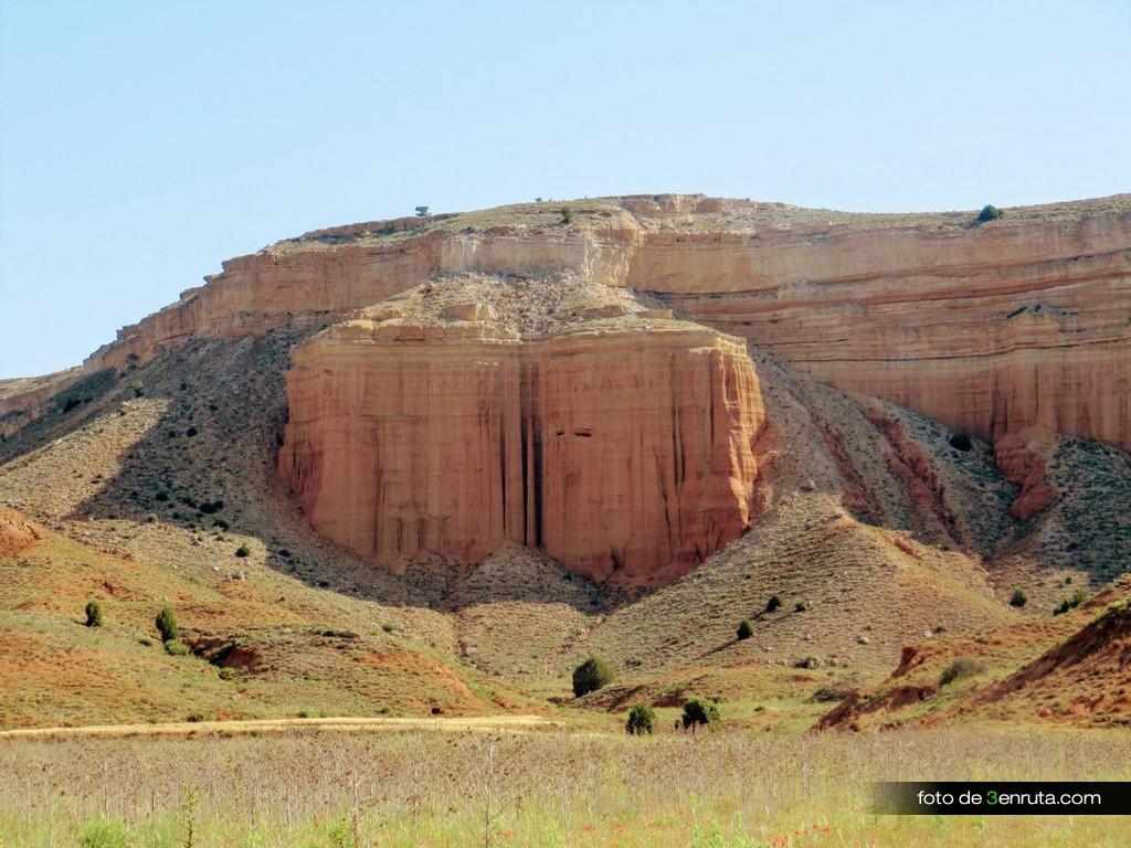 Hay formaciones realmente espectaculares