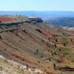 Vista desde las proximidades del Vertice geodésico