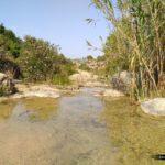 Charco en el barranco del Rio Juanes