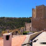 Llegamos al Castillo de Alcalá del Jucar