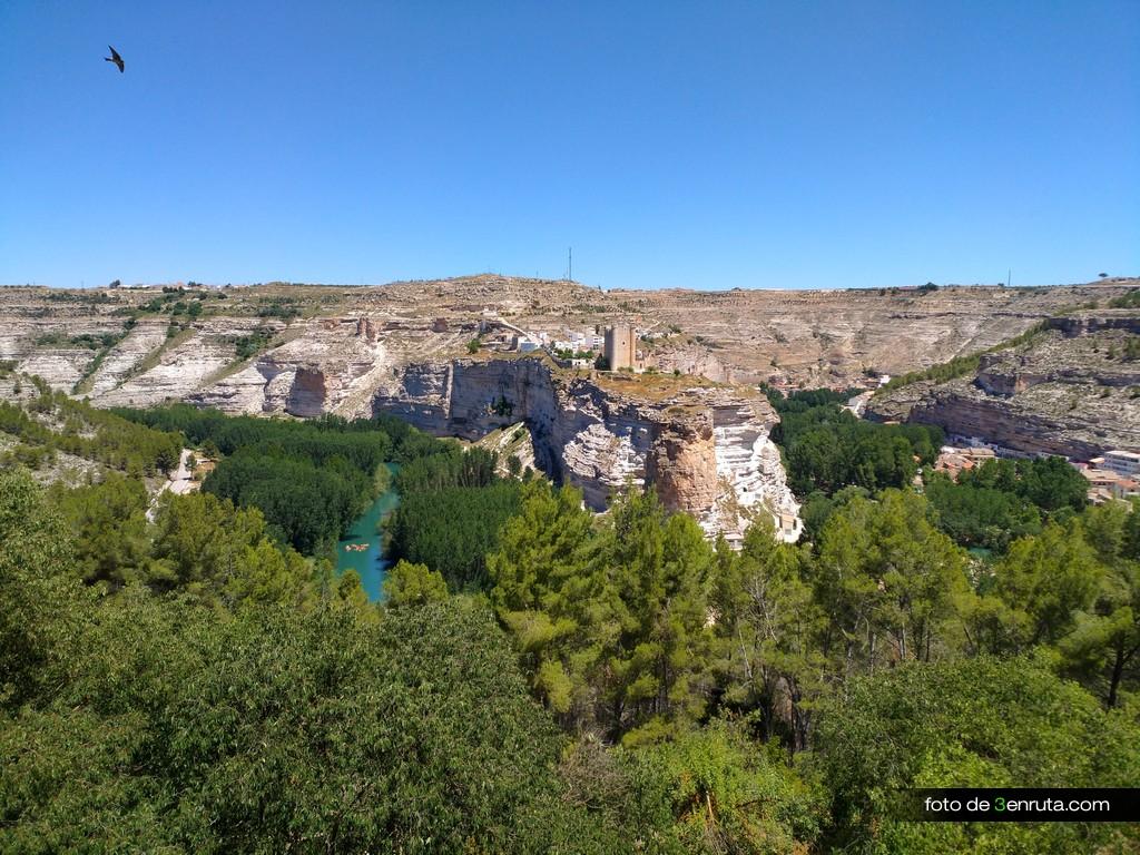 Vista de Alcalá del Jucar