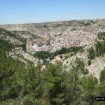Vista general de Alcalá del Jucar
