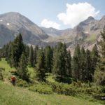 Colladeta del Ibon en el Pirineo Aragonés