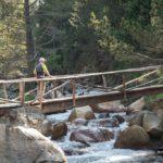 Puente sobre el rio Cinqueta