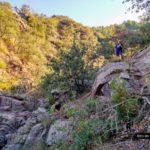 Seguimos ascendiendo por el barranco del Agua Negra