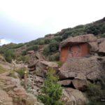 """Sendero GR del barranco Cardoso y """"El Peruano"""""""