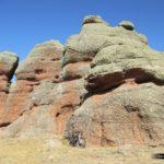 Formaciones rocosas espectaculares