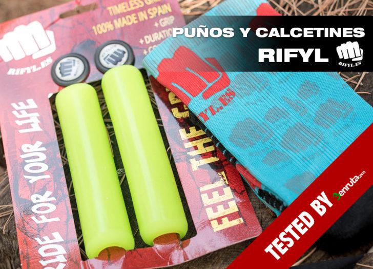 Test puños y calcetines Rifyl