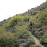 Sendero hacia el Pass de la Rabosa desde Font de Forata