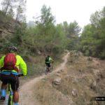 Inicio del sendero hacia Las Casas del Cerro
