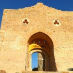Puerta de Almenara del Castillo de Sagunto