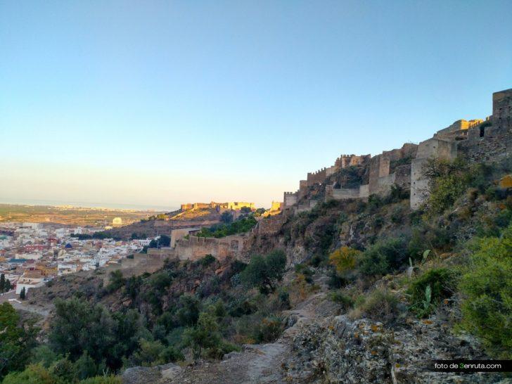 Teatro, Castillo y Sendero Ibérico de Sagunto