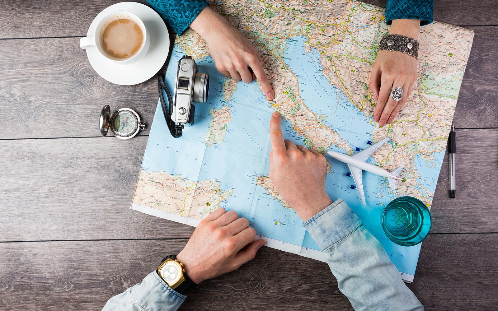 Planifica tu viaje lo mejor posible
