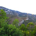 Vistas desde la Casa Forestal de les Planisses