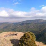 Pilancón o Pan Hole en la roca de arenisca