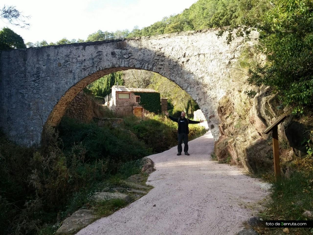 Acueducto y Molí de L'Arc