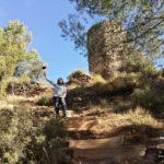 Entrada al Castillo de Benalí