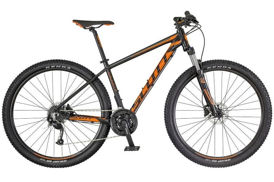 Bicicleta de Sport: Scott Aspect 950.