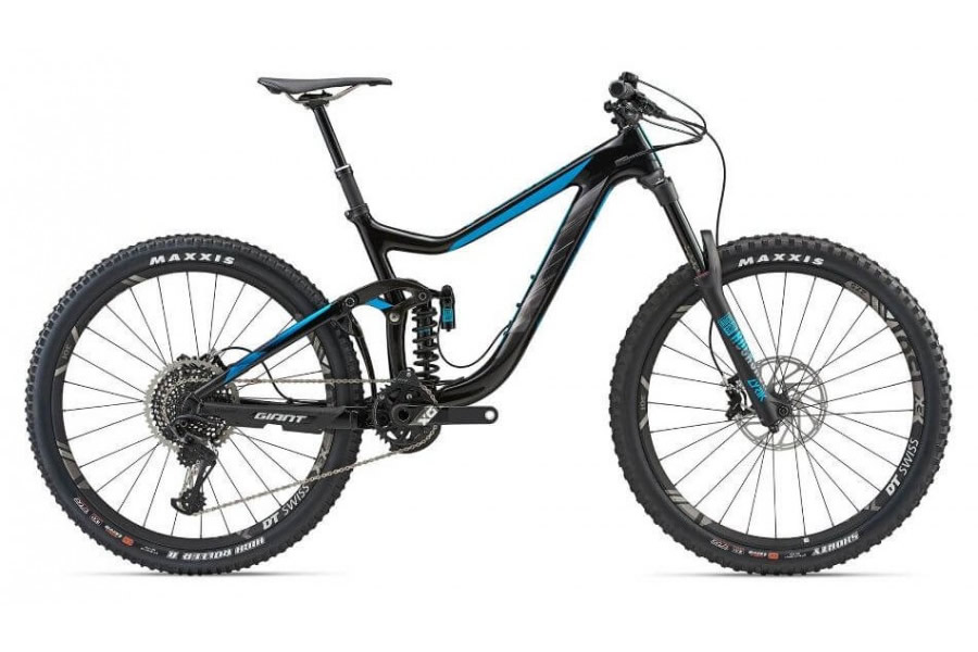 Bicicleta de enduro Giant Reign Advanced