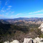 Vista desde el pas de la Rabosa