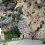 Empezamos por carretera en dirección al Pantallo de Ulldecona