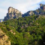 En todo momento la ruta nos ofrece unos paisajes espectaculares