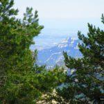 Durante el tramo de GR-7 disfrutamos de unas vistas espectaculares