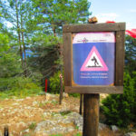 Glups!, Inicio del descenso del Portell de L'Infern