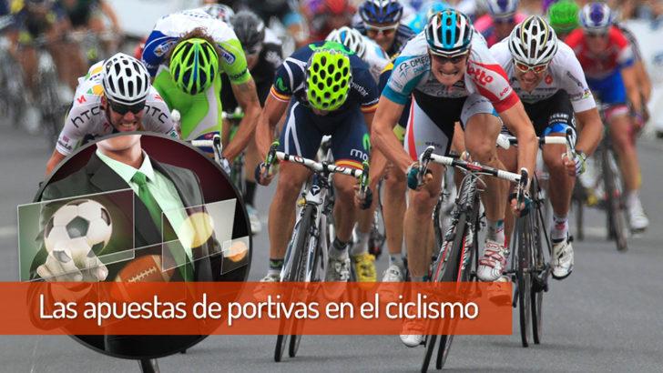 Las apuestas deportivas en el ciclismo