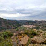 Vistas desde el pico del Tormo