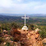 La Creu de Ferro desde una trinchera