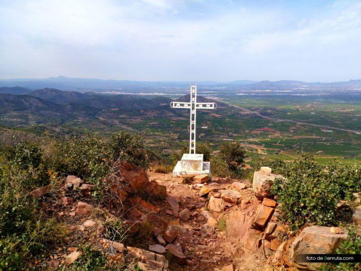 Vilavella: Creu de ferro y Font de Cabres
