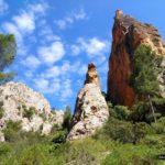 Siempre nos rodean enormes formaciones rocosas