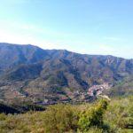 Vista de Alfondeguilla llegando al Alt de Pipa