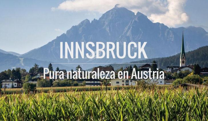 Naturaleza en Innsbruck – Austria