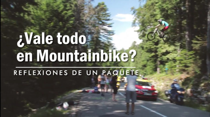 ¿En Mountain bike vale todo? – Reflexiones