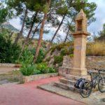 Inicio de la ruta 12 de Enduroland en la Puebla de Arenoso