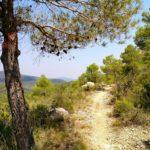 Tramo de senda para superar el Barranco del Chorrillo