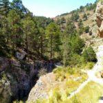 Vista desde la Cueva de las Alabardas