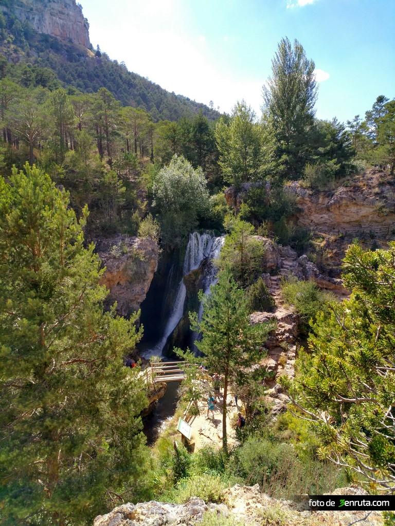 La Cascada Batida
