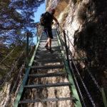 Algunas escaleras que tendremos que subir