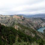 Fantásticas vistas desde el sendero del cinto superior