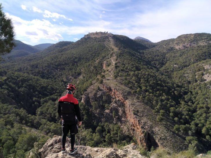 Sierra Espuña (Senda de las 1000 curvas, Senda del dinosaurio y Senda del Agua)
