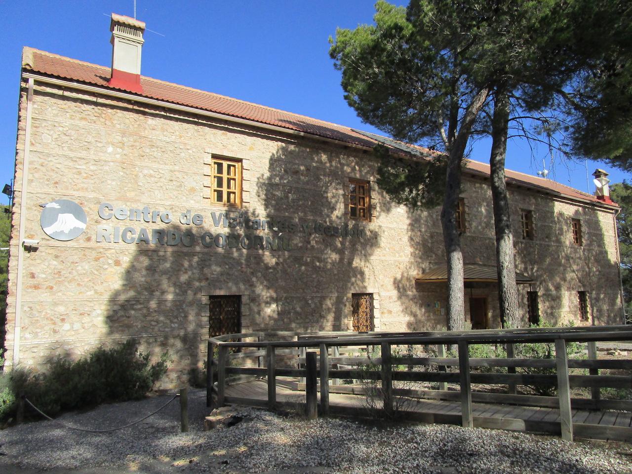 Centro de Visitantes Ricardo Codorniu