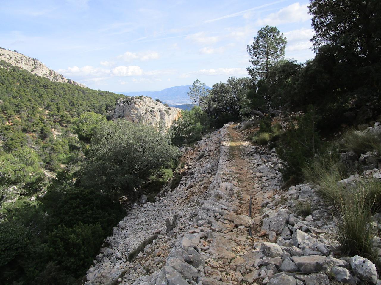 Senda del Barranco de Gallego
