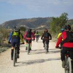 Camino al puerto de Albaida desde Turballos