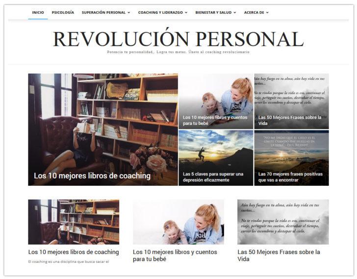 Revolución personal (blog)