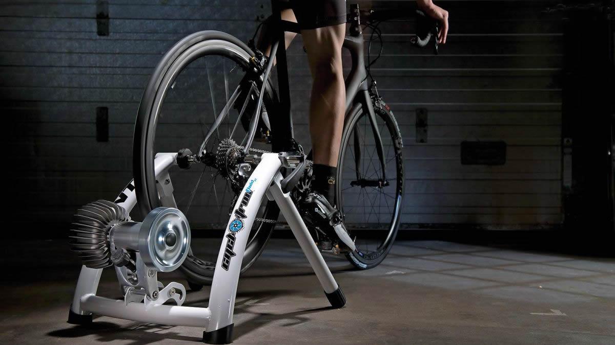 Entrenamiento con rodillo - Imagen de bikeradar.com